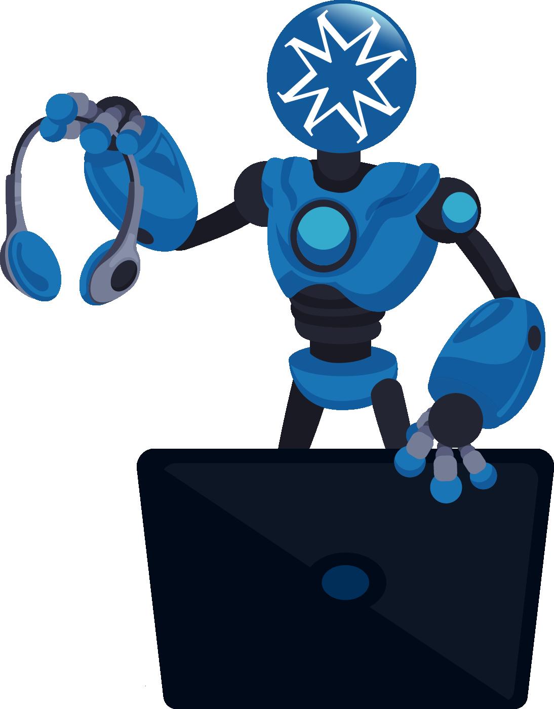Marketron Robot